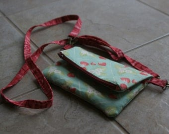 Strawberry Crossbody Purse