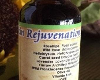 Skin Rejuvenation Oil 1oz