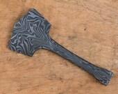 Hand Forged Turkish Twist Damascus Thor's Hammer (Mjolnir)