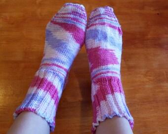 OddBall Socks - Mixed Pinks