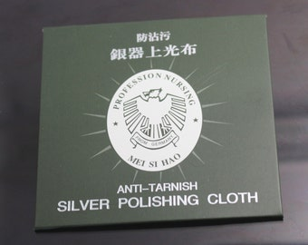 25pcs,Silver Polishing Cloth,Silver Cleaning Cloth