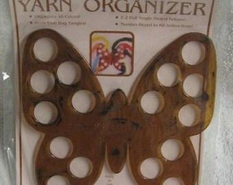Ramco Arts Butterfly Yarn Organizer