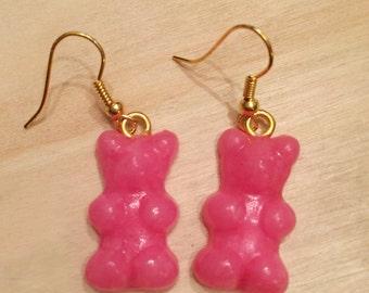 Earrings jelly bears