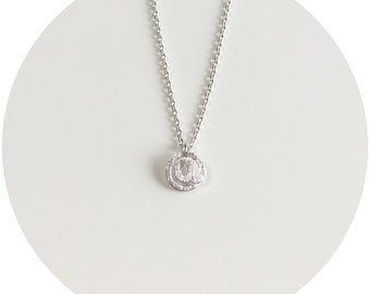 At '@' Symbol Necklace