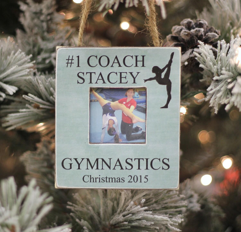 Gymnastics ornament christmas -  Ornament For Gymnastics Gymnast Christmas Holiday Zoom