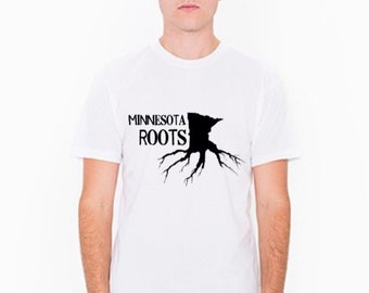 ADULTS MN Roots Tee