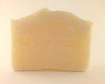 Lather Me Lovely! (Scent-free coconut oil soap)