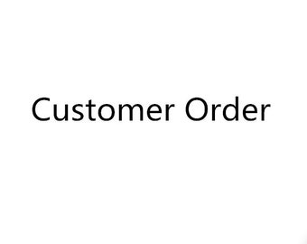 Special Customer Order Listing