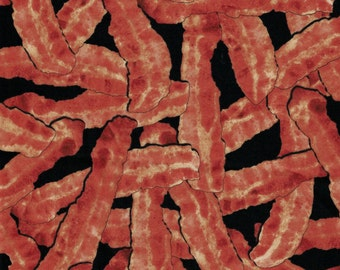 Bacon Fabric - Northcott Fabrics - 100% Cotton Fabric