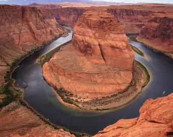 Horseshoe Bend Arizona, Fine Art Photography, Photography Digital Download, Travel Photography, Adventure