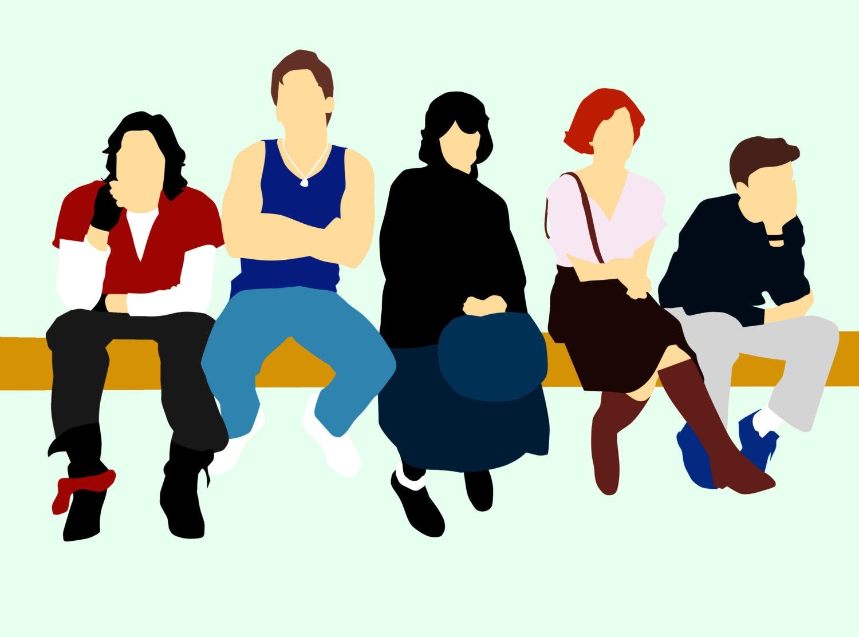 The Breakfast Club // John Hughes // 1980s // Minimalist ...
