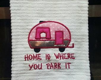 RV/Camper Kitchen Towel