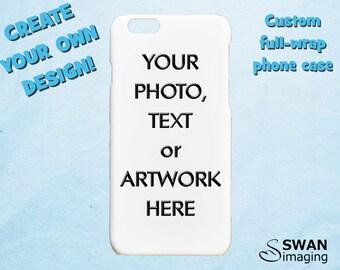 Custom iPhone Case ~ Personalised Phone case ~ iPhone 4/4S, iPhone SE, iPhone 5/5S, iPhone 5C, iPhone 6, iPhone 6S, iPhone 6 Plus, 6S Plus