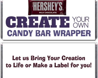 hershey bar wrappers