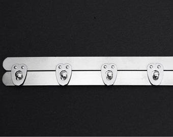 Steel Busk: 8 inch