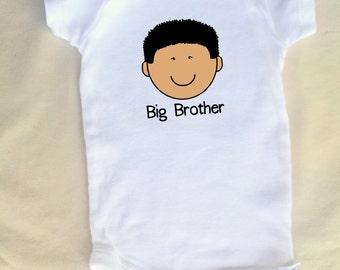 Big Brother Asian Onesie