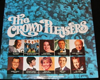 VTG Vinyl LP The Crowd Pleasers Special Collector's Edition