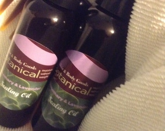 Rosemary & Lavender SEALING OIL