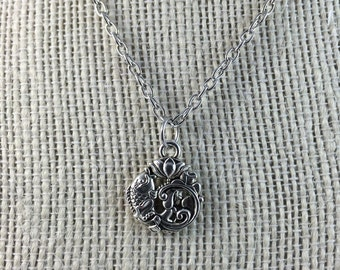 Fish Pendant & Necklace - Lucky Fishing Charm Necklace