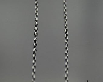 Chain rolo oval 3 mm 50 cm
