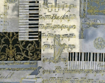 Robert Kaufman fabrics, All That Jazz, cotton
