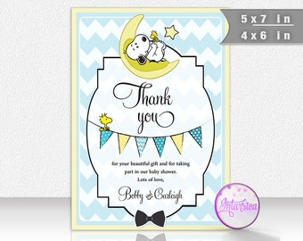Good Snoopy Baby Shower Etsy, Baby Shower Invitations
