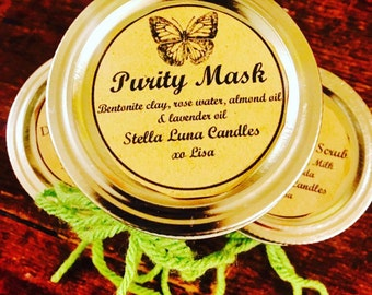 Bentonite Clay Purity Mask