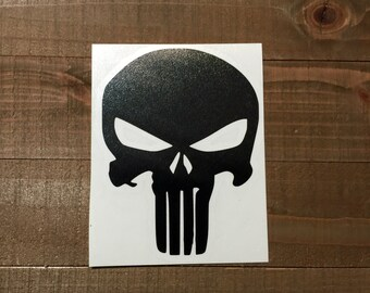Marvel The Punisher Decal