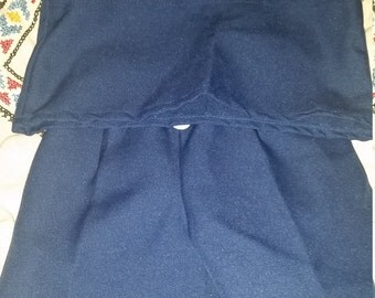 Vintage French Toast Sailor Suit 18mo
