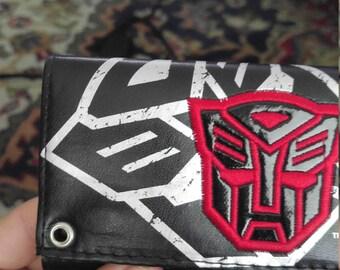 Transformer Autobot Wallet