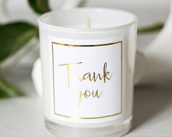 Thank You! Soy Candle