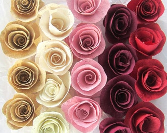 Seed Paper Roses