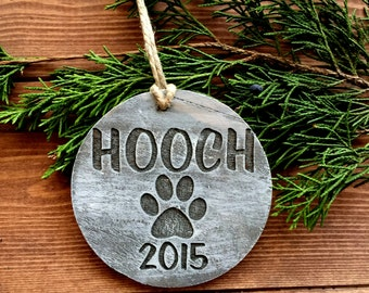Dog Ornament, Christmas Ornament for Dogs, Ornaments, Tree Ornament, Ornament for Dogs