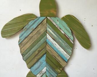 Sea Turtle 3'- Detailed