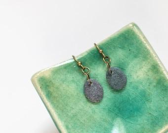 Great Lakes Stone Earrings