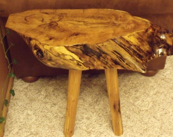 Stump Table   Live Edge Table   Spalted Wood Table   Burl Table   Coffee  Table