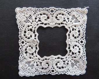 Frame Applique Venise Lace 6035