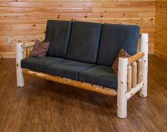 Living Room Furniture Made Usa living room sofa | etsy