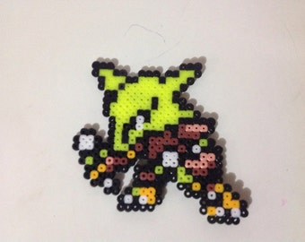 Perler beads Pokemon Alakazam