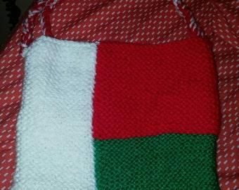 Bag flag madagascar