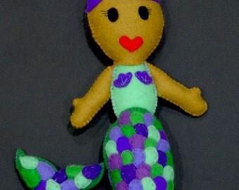 Spencer the Mermaid