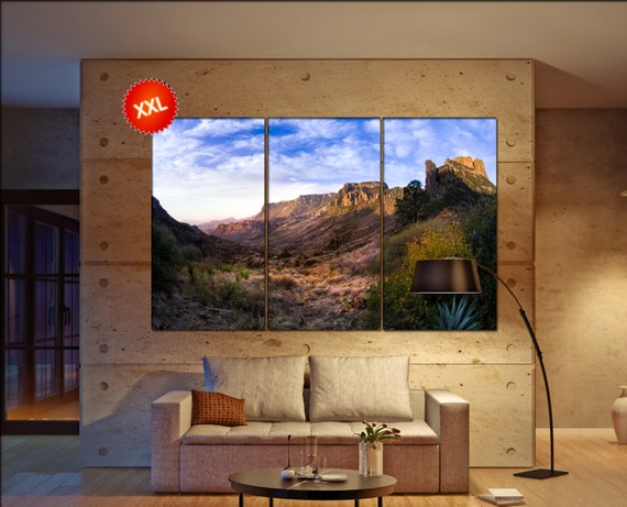 Big Bend National Park  canvas wall art Big Bend  wall decoration Big Bend  canvas wall art art Big Bend  large canvas wall art  wall decor