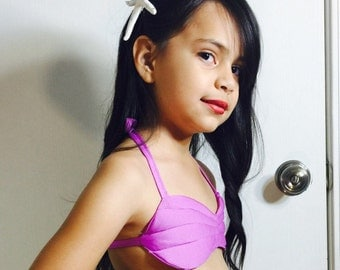 Little Mermaid bathing suit  swimwear Bikini