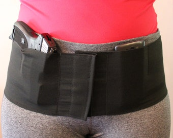 New hip holster carry all safe and secure comfortable jogging and walking holster conceal and carry jogger's choice