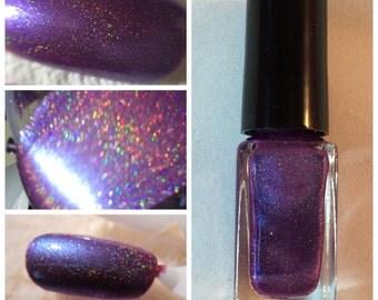 Amy - Purple Shimmer Holo