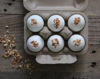 Organic Bath Bombs- Sweet Orange | Lemon