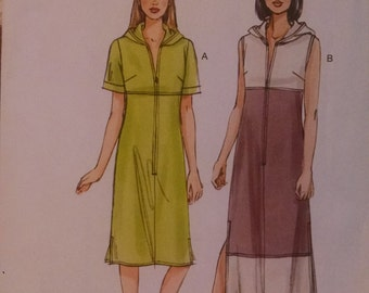 Vogue 8806 vintage womens dress sewing pattern