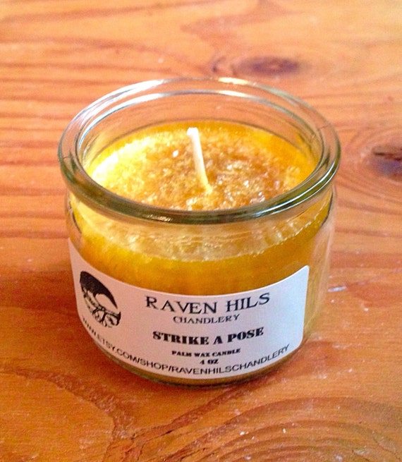 Scented Candles clearance sale Eco Friendly Palm wax glass