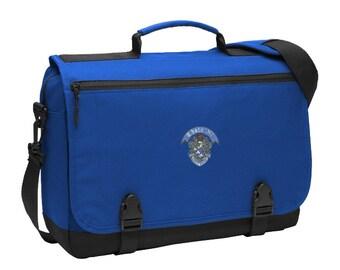 Theta Xi Messenger Briefcase