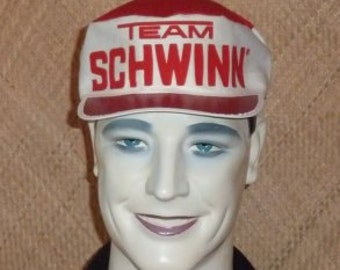 Vintage Team Schwinn Cycling Cap